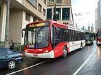 Elektrisk trolleybuss i São Paulo, Brasil