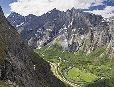 Norjan maantiede – Wikipedia