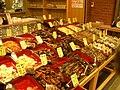 Tsukudani and sozai shop by drebes in Nishiki-ichiba, Kyoto.jpg