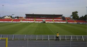 Tuja-Stadion - Image: Tuja Stadion
