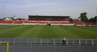 Tuja-Stadion football stadium
