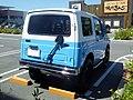 Tuned Suzuki Jimny (JA71V) rear.jpg