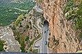 Tunnel dans le rocher Constantine 03.jpg