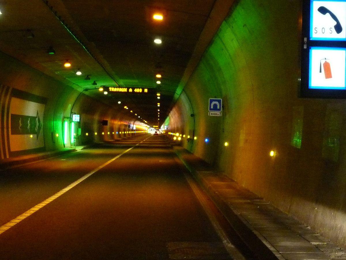 Tunnel Routier Du Puymorens  U2014 Wikip U00e9dia