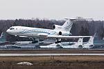 Tupolev Tu-154M Gazpromavia RA-85751 (26395449815).jpg