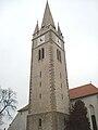 Turda - Biserica Reformata-Calvina, str.Hasdeu 1.jpg