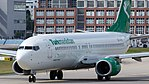 Turkmenistan Airlines Boeing 737-800 (EZ-A016) at Frankfurt Airport (2).jpg