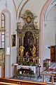 Tux-Vorderlanersbach - Pfarrkirche hl Thomas - linker Seitenaltar.jpg