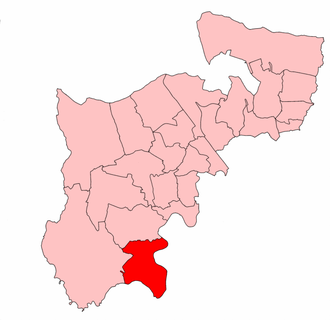 Twickenham (UK Parliament constituency) - Twickenham, 1945–50