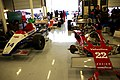 Two Ensign Historic Formula 1 Cars (20651235272).jpg