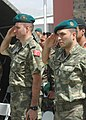 Two Turkish soldiers salute (4699268461).jpg