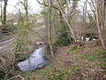 Two ponds by Kite's Nest Lane - geograph.org.uk - 1768156.jpg