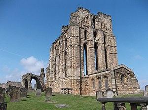 Tynemouth - Image: Tynemouth Priory