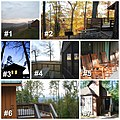 Typical Cabins at Virginia State Parks numbered collage (14808533024).jpg