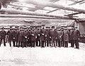 U-Bahn Berlin Knie Baustelle mit Gruppe 1902.JPG