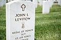 U.S. Air Force Sgt. John L Levitow, (19569045040).jpg