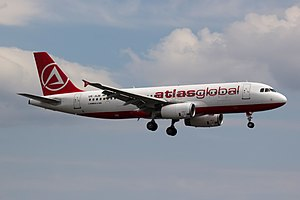AtlasGlobal - AtlasGlobal Airbus A320-200