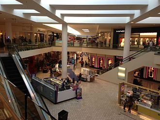 National City, California - Inside the Westfield Plaza Bonita