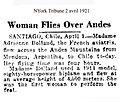 USA PRESS AFTER ADRIENNE BOLLAND'S FLIGHT, AVRIL 1921 .jpg