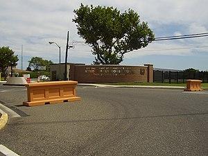 United States Coast Guard Training Center Cape May - United States Coast Guard Training Center Cape May