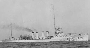 Tucker in the service of the United States Coast Guard, c. 1926–1933