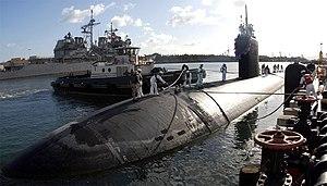 USS Cheyenne SSN-773