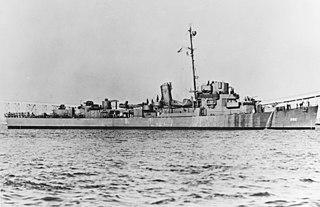USS <i>Eichenberger</i> (DE-202)