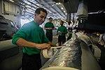 USS John C. Stennis sailors conduct maintenance 150825-N-DA737-010.jpg