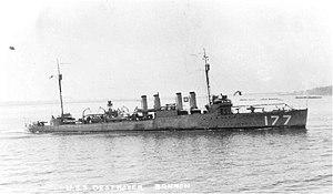 USS O'Bannon (DD-177)