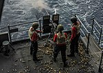 USS Ronald Reagan live-fire exercise 151111-N-IN729-414.jpg