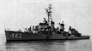 USS <i>Ross</i> (DD-563)