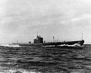 Salmon-class submarine - USS Salmon