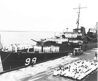 USS <i>Upham</i> (APD-99)