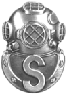 U.S. Army Salvage Diver Badge