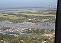 US Navy 071124-M-3095K-007 An aerial view of damage to villages and infrastructure following Cyclone Sidr, which swept into southern Bangladesh Nov. 15.jpg