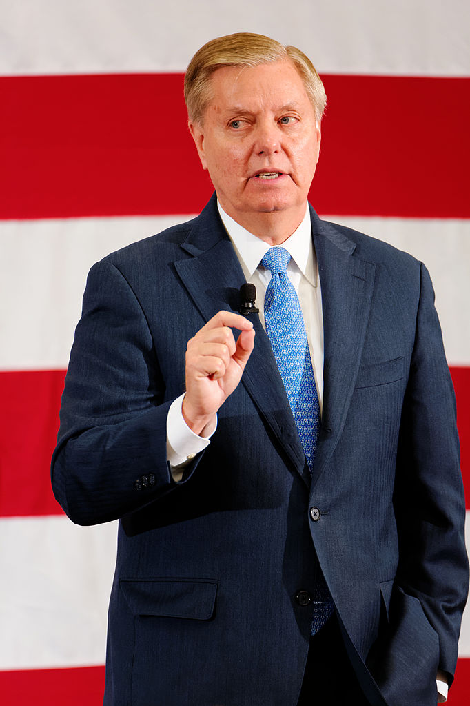 lindsey graham - photo #14
