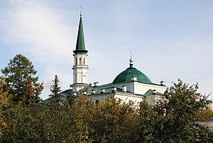 Old Mosque, Ufa - The Tukayev Street Mosque
