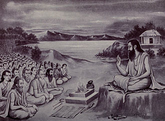 Adi Parva - Adi Parva describes Mahabharata as being recited before sages because its scope includes all knowledge known.