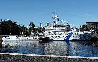 Finnish Border Guard - VL Uisko.