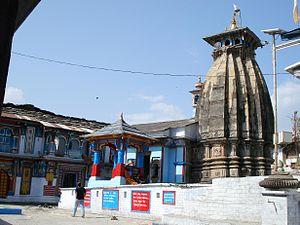Ukhimath - Omkareshwar Temple Ukhimath