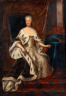 Ulrika Eleonora, Queen of Sweden Queen of Sweden