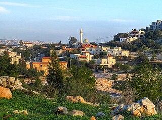 Umm al-Qutuf Place in Haifa