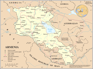 Armenia–Turkey border