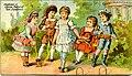 Union Pacific Tea Co. advertising card (14265700453).jpg
