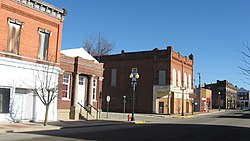 High Street, downtown