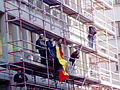 United Belgium Brussels demonstration 20071118 DMisson 00036b Belliard street.jpg