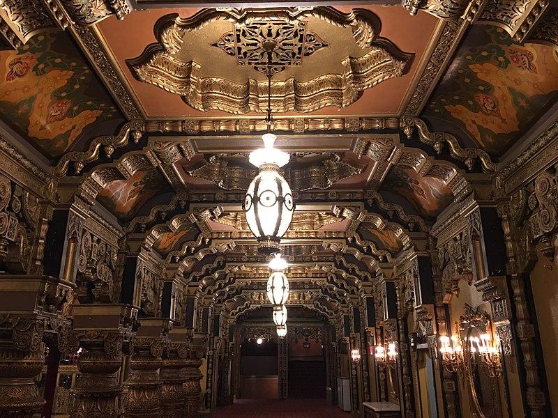 File:United Palace Theater 2nd Floor.jpg