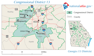 Georgia house district 28 election results