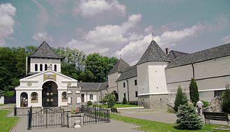 Univ Lavra - Image: Univ Holy Dormition Lavra of the Studite Rite