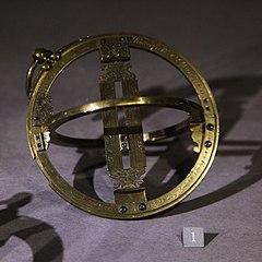universal equinoctial ring